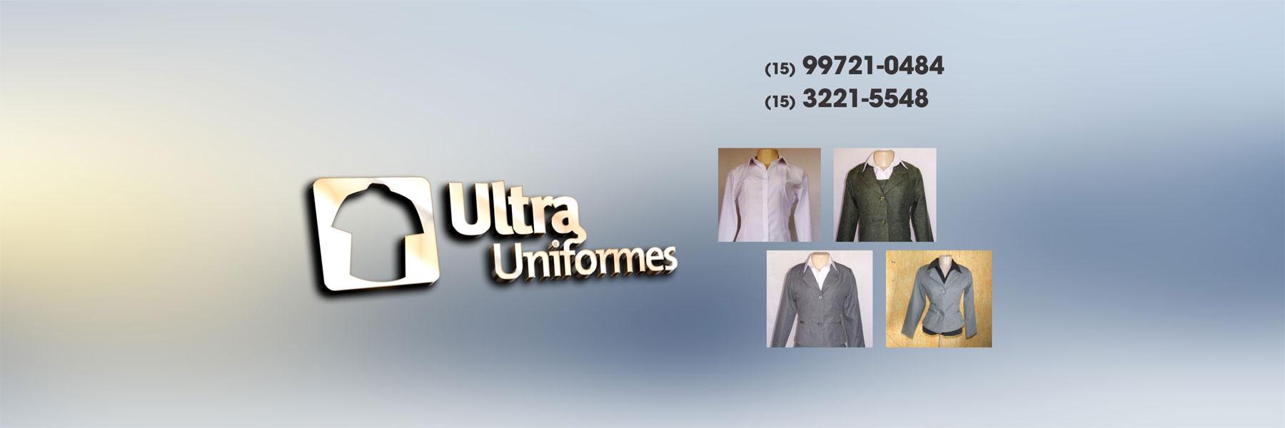 Uniformes Sociais como Jalecos, Calças, Camisas Sociais, Camisetes, entre outros